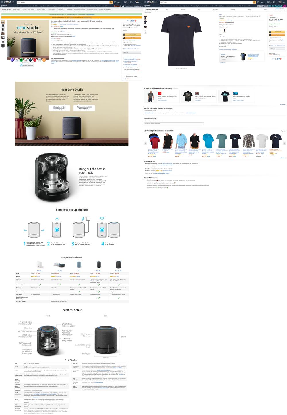 Amazon-A+-listing-vs-standard